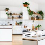 10 moderních kuchyní