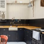 10 tipů na černou kuchyň
