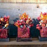 Vyrobte si podzimní dekorace do bytu