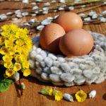 Velikonoční dekorace, která zaujme každého