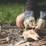 Jak postavit ohniště na zahradě? 7 snadných kroků.