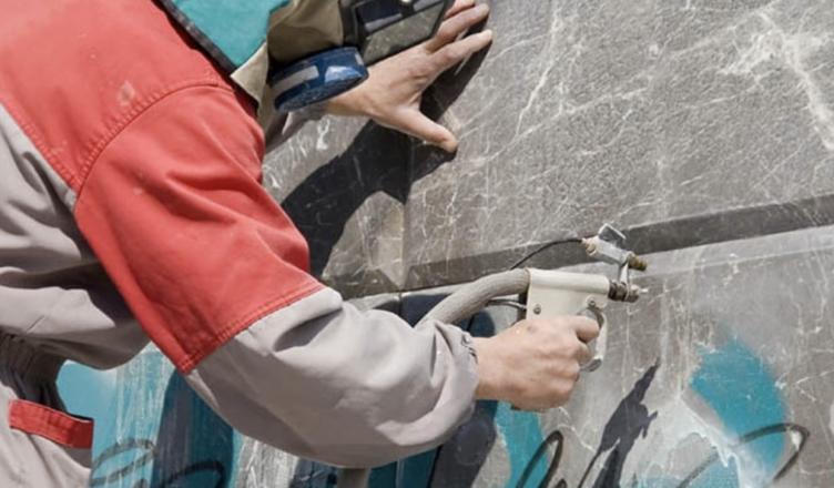 nátěr proti graffity
