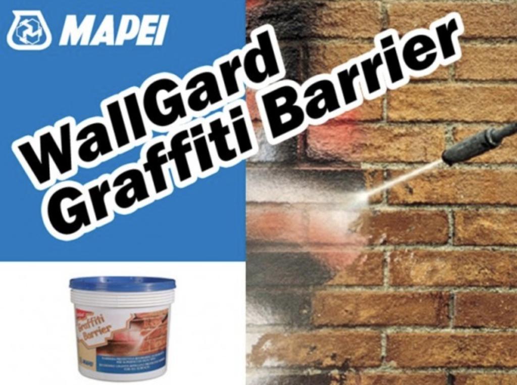 ochranný nátěr proti graffity