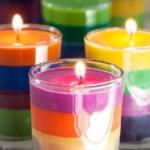 Výroba vonné svíčky